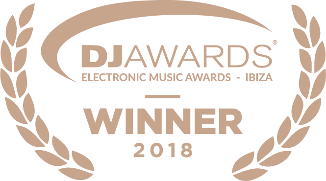 DJ Awards Winner 2018